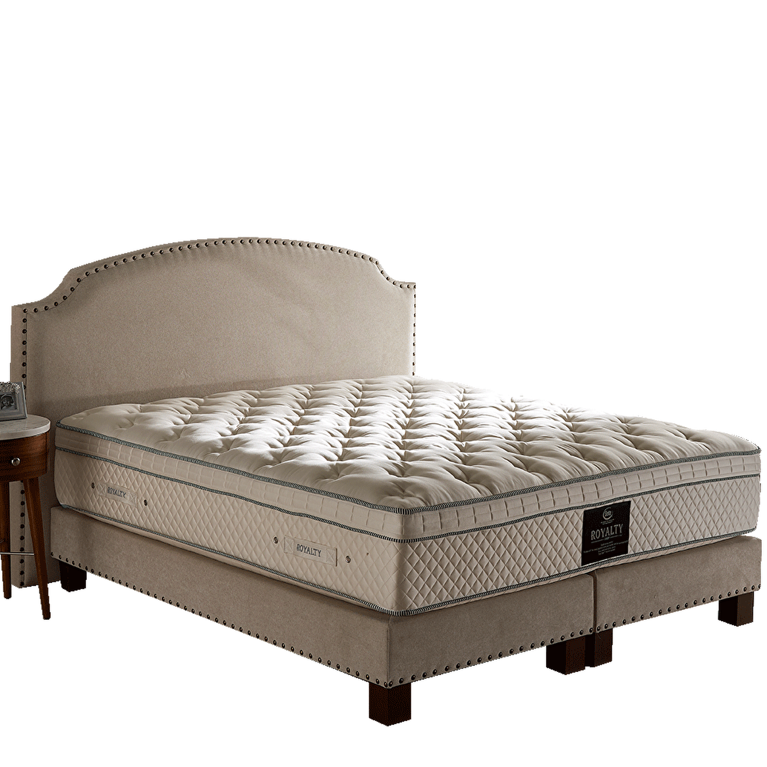 ROYALTY LUXURY DOUBLE CORE YATAK